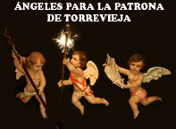 Ángeles para la Patrona de Torrevieja